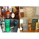 Whiskys Red Label Black Label Old Parr Chivas Doble Black