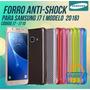 Forro Samsung J7 2016 Modelo J710 + Vidrio Templado