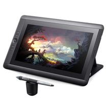 Wacom Cintiq 13hd Pen & Touch Display Interativo - Dth-1300