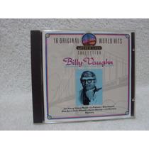Cd Billy Vaughn- 16 Original World Hits- Importado