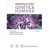 Introducción A La Genética Humana Lisker !nuevos Originales!