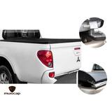 Lona Estruc Aluminio Mitsubishi L200 Triton Cab Doble Multic
