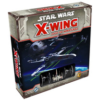 Star Wars X-wing Jogo Base Portugues Lacrado Pronta Entrega