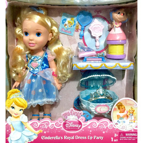 Disney My First Princesa (cenicienta Fiesta Real )