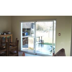 ventanas doble vidrio aluminio blanco aberturas ventanas