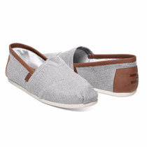 Zapatos Toms Frost Grey Hombre