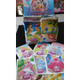 Cartas Trading Card De Princesas 36 Sobres Cenicienta Ariel