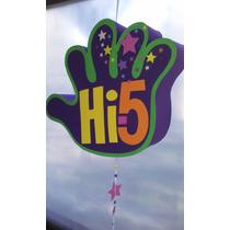 Piñatas Hi-5 Artesanal Goma Eva