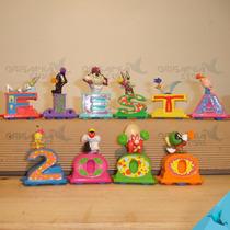 Colección Fiesta 2000 Looney Tunes Sonrics | No Bimbo Disney