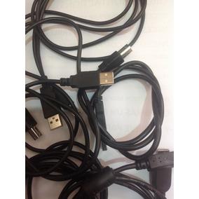 Cable Usb Impresora Escaner Disco Duro $2 Americano Original