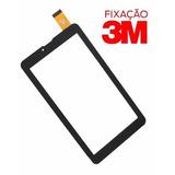Tela Touch Tablet Qbex Zupin Tx300 Tx340i Tx 340 L Tx 300