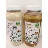 Aceite De Coco Organico Litro Envio Gratis Sin Olor Ni Sabor