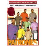 Patrones De Camisas Columbia De Caballeros