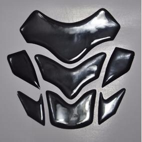 Protetor Tanque 3d Tankpad Black Moto Honda Nx 400 Falcon