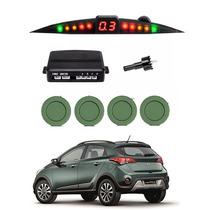 Sensor De Estacionamento Verde Forest Hb20 - 4 Pontos