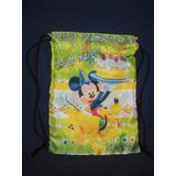 Cotillon Tula Mickey Mause Mini Bolso Regalos 18*23cm
