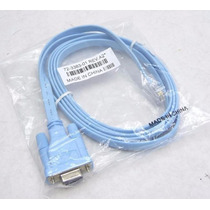 Cable Consola Switch Cisco Db9 Rj45 Nuevos Envio Incluido