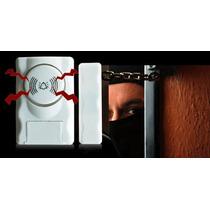 Alarma Sensor Para Puerta Ventana Casa Negocio Mc06-1