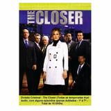Divisão Criminal The Closer Completo 1ª Á 7ª Frete Grátis