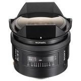 Lente Sony Alpha Gran Angular Ojo Pez 16mm F2.8 Sal16f28