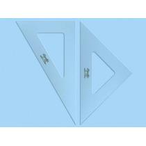 Kit Materiais P/ Desenho C/compasso Escalimetro Esquadro Etc