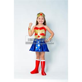 Disfraz Estilo Mujer Maravilla