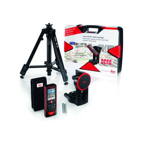 Medidor Laser - D510 Leica Disto Paquete Profesional