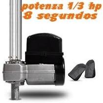 Kit Motor Portão Basculante Ppa Potenza Sp 1/3 Hp 8s(rápido)