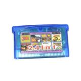 Cartucho Gba Ds 20 En 1 Sagas Zelda Sonic Breath Of Fire Y +