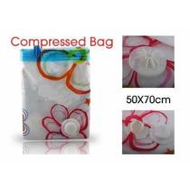 Space Bag Bolsa De Sello De Vacío Comprimido De 50 X 70