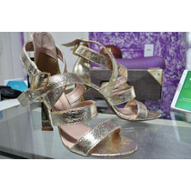 Sapato Feminino Lourenzo Fratelli Num 36 Novos Na Caixa