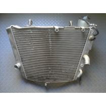 Radiador Y Deposito De Agua Moto Suzuki Gsxr 750 Año 04 - 05