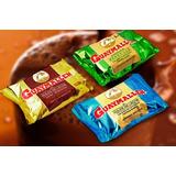 Alfajor Guaymallen Caja X40 Chocolate Dulce De Leche Oferta