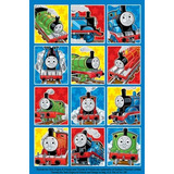 Stickers De Thomas El Tren X24