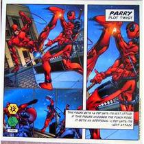 Dare Devil / Marvel Comics / Cards Y Mega Tarjetas Showdown
