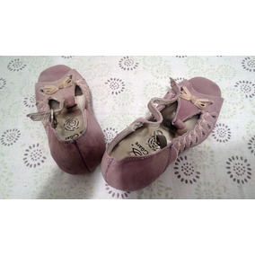 Zapatos Para Quiquitas Talla 2 Rosa