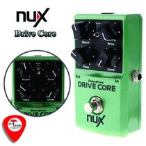 Pedal Nux Drive Core - T. Screamer, Boost, Low Gain Garantia