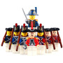 Geniales Soldados Guardia Real Imperial Compatible Con Lego