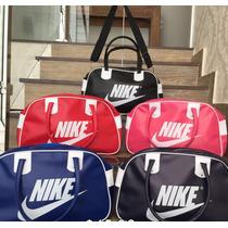 Kit 5 Bolsas Nike Lindas Com Alça Removivel - Lancamento