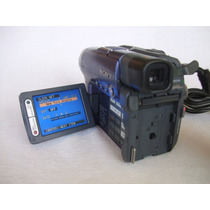 Camara Video Sony Handycam Dcr-dvd101 -refaccion O Repararar
