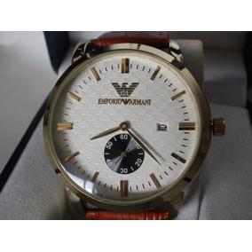 Elegante Reloj Emporio Armani , Con Fechador, Envio Gratis