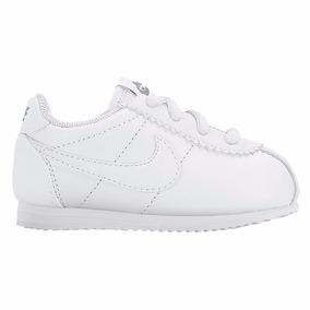Zapatilla Nike Blancas Cortez De Niño. Excelente Calidad