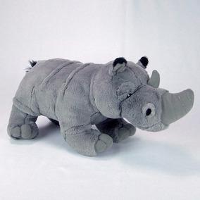 Rinoceronte De Pelúcia 40cm
