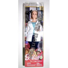 Barbie Quiero Ser Cientifica. Barbie Curvy Nueva!!!