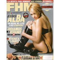 Jessica Alba Revista Fhm, # 23, Julio 2006,