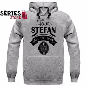 Moletom Stefan The Vampire Diaries Casaco