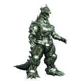 Muñeco Figura Acción X-plus Godzilla Kaiju Series