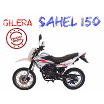 Moto Gilera Sahel 150 2017 0km