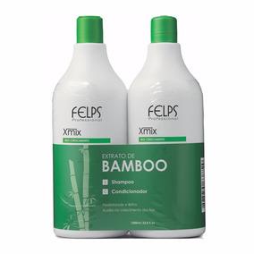 Felps Kit Duo Extrato Bamboo 2x1000ml + Brinde +frete Grátis