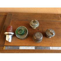 Tapon Calavera Varios Refaccion Auto Antiguo
